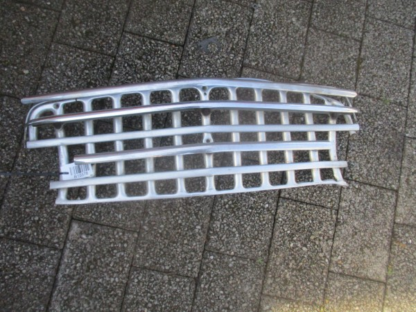 Simca Aronde 51-64 Front Radiator Grille Chrome Chrom Kühlergrill