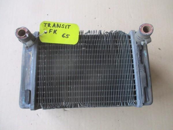 Ford Taunus Transit FK 1000 Wärmetauscher Heizungskühler Heat Exchanger