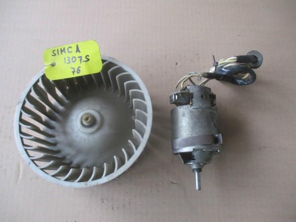 Chrysler Simca 1307 1308 Gebläsemotor Heizungsgebläse Gebläse