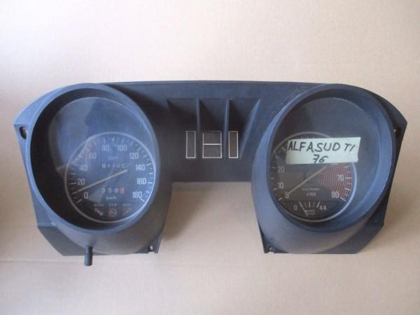 Alfa Romeo Alfasud TI Tacho 180km/h Kombiinstrument Tachometer Drehzahlmesser