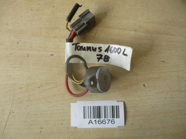 Zündkontaktschalter Zündanlassschalter Zündschalter Ford Taunus 1 2 3