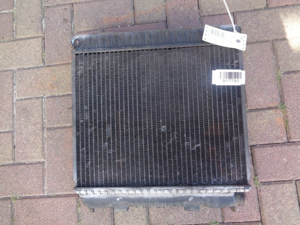BMW 3er E21 318 320/4 Kühler Wasserkühler Original