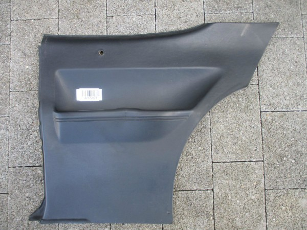 Opel Manta A Seitenverkleidung Seitenpappe hinten rechts