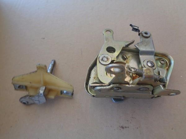 Ford Taunus 17M 20M P7 Türschloss Türverriegelung Verriegelung links 11730131