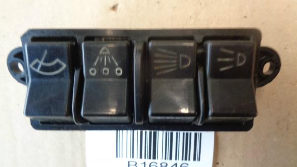 Opel Kadett B Lichtschalter Scheibenwischerschalter Armaturenbeleuchtung