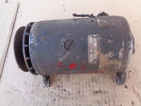 Opel Scintilla Vorkrieg Kadett P4 Olympia Lichtmaschine Generator Alternator 6V
