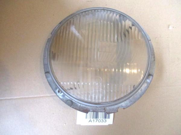 Ford Taunus 12M 15M P4 Scheinwerferglas Glas Ersatzglas Streuscheibe Hella