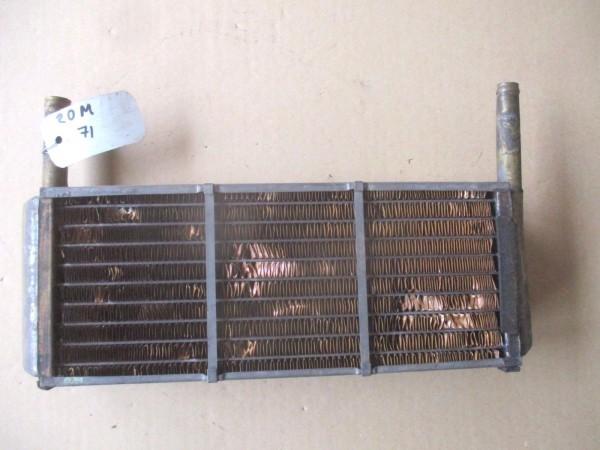 Ford Taunus 20m P7 Heizungskühler Wärmetauscher Heat Exchanger