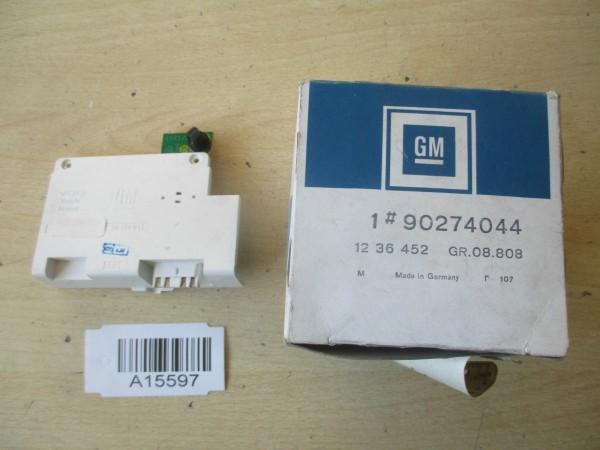 Opel Senator Omega B Steuergerät Tachometer Tacho 1236452 Original Neu