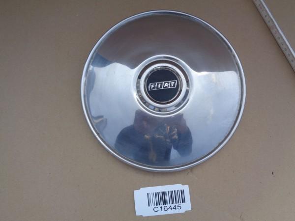 Fiat 1100 1300 1400 1500 1800 Chrom Radkappe Radblende Zierkappe Oldtimer 1St.