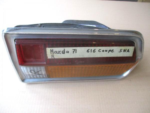 Mazda 616 626 Coupe Rückleuchte Rücklicht Glas Gehäuse Rechts
