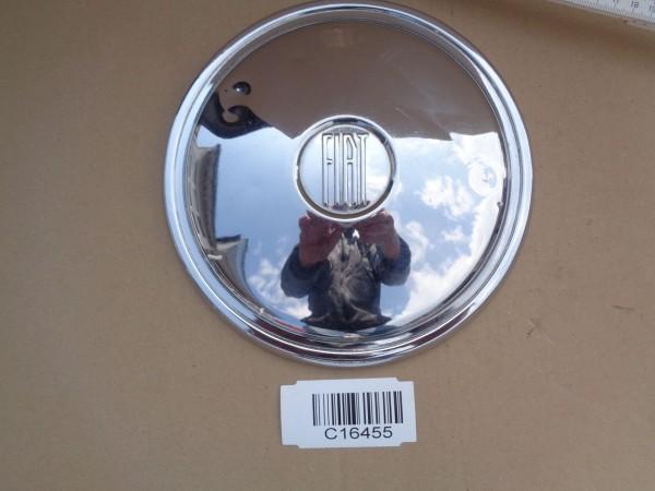 Fiat 500 600 850 124 127 128 Chrom Radkappe Radblende Zierkappe Oldtimer 1x