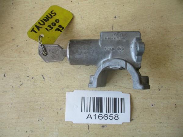 Ford Taunus MK1 MK2 MK3 Zündschloss Zündschloß Lenkradschloss 71BB-3675A1C