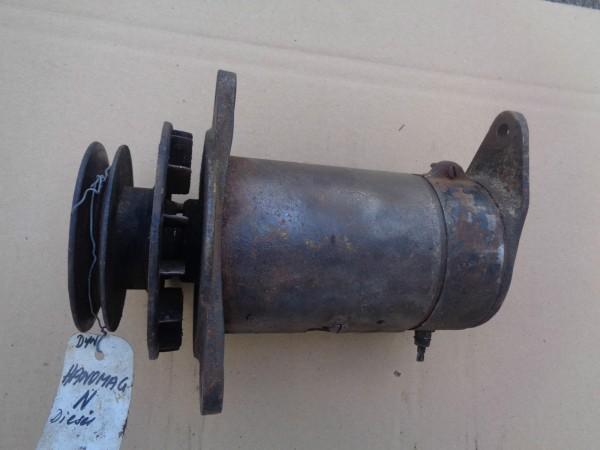 Lichtmaschine EEG160/12/2500 R10 12Volt Bosch Hanomag Kurier Garant Markant