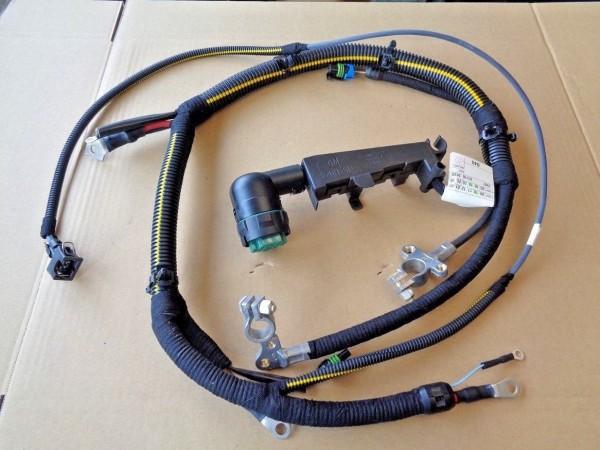 Opel Vectra B 20NE Kabelsatz Batterie Motor Kabelbaum NEU orig. 90504991