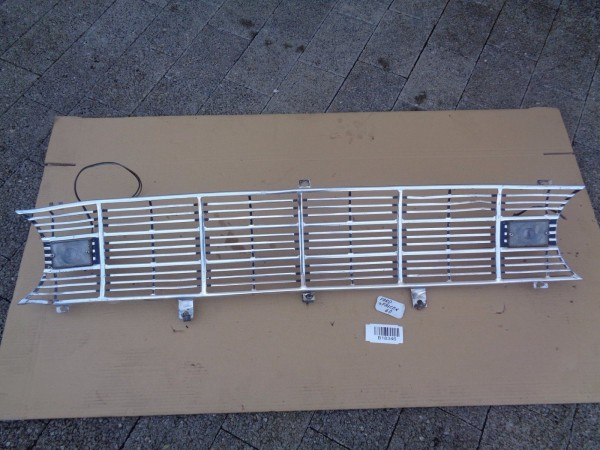 Ford Falcon Kühlergrill Grill Grille Frontgrill Chrom original Bj.1960