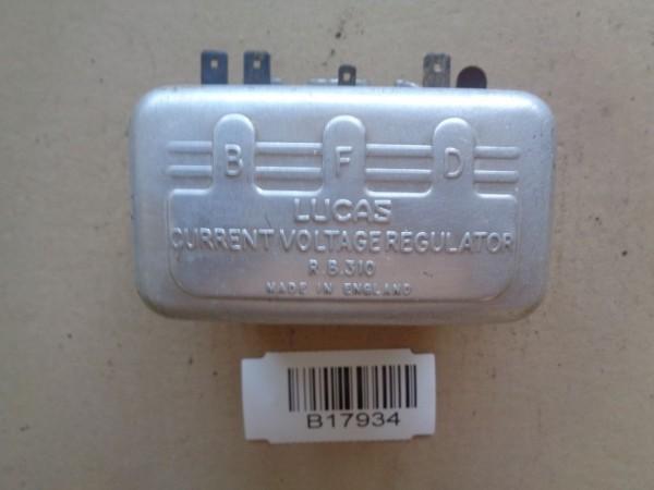 Vauxhall Cresta PA PB Regler voltage regulator Lichtmaschinenregler Lucas 37299D