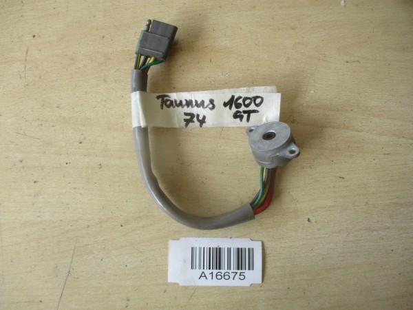 Ford Taunus 1 2 3 Zündanlassschalter Zündkontaktschalter Zündschalter