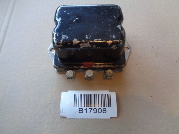 autobianchi A111 A112 Generator Voltage regulator Lichtmaschinenregler 4056844