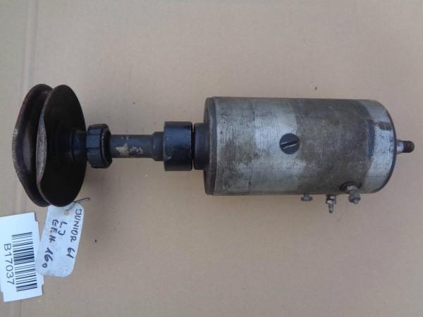 Lichtmaschine Generator Bosch 6V GEH160/6/2500R8 DKW Junior Bj.61 Oldtimer