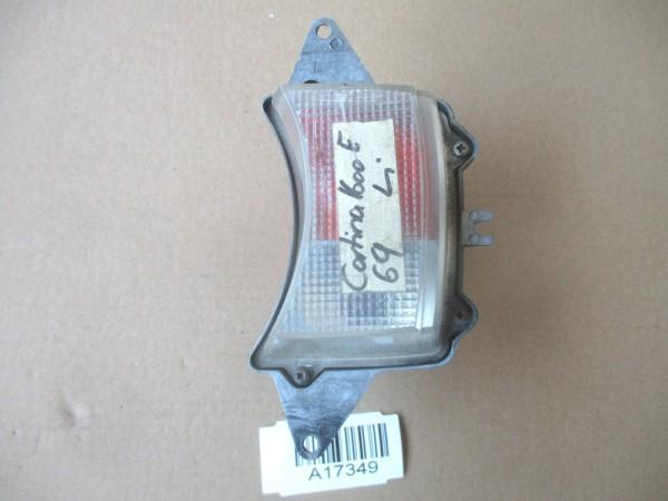 Ford Cortina 1600 E Bj.69 Blinker Blinklicht Glas Gehäuse links vorne