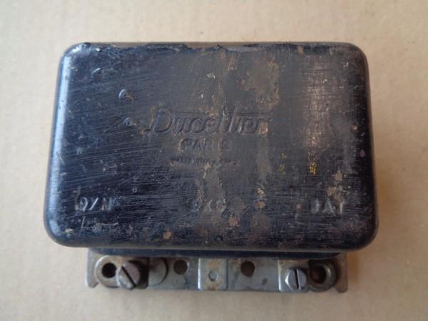 Citroen JD D9 19 21 23 Regler Lichtmaschinenregler Ducellier 6Volt