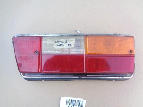 Simca 1100 Rücklicht Rückleuchte Glas Gehäuse komplett rechts Bj.1974