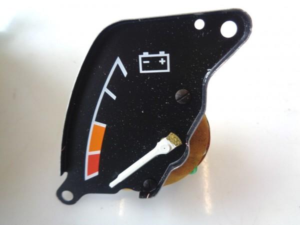 Opel Rekord E Commodore C Monza Batterie Spannungsanzeige Voltmeter Ampere NEU