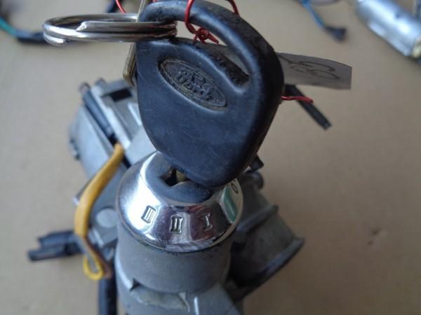 Ford Scorpio MK1 Zündschloss Zündkontaktschalter Ignition Lock 85GB-3675-AC