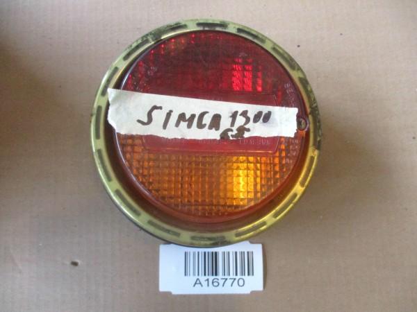 Simca 1000 1300 1500 Rückleuchte Blinker Rücklicht Glas Gehäuse 526799