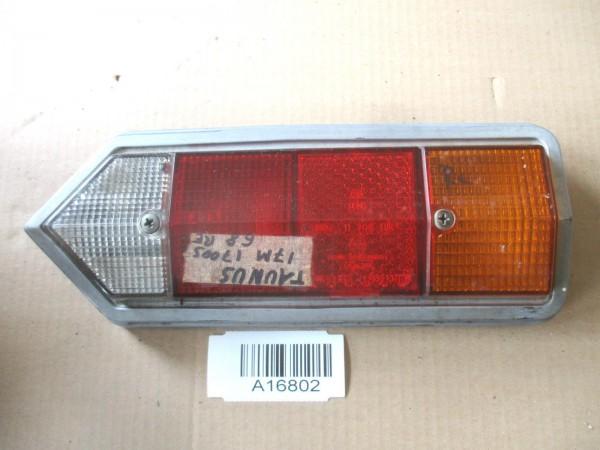 Rückleuchte Rücklicht Glas Gehäuse Rechts Ford Taunus 17M P7 P7A