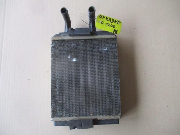 Opel Kadett C Heizungskühler Wärmetauscher Heat Exchanger