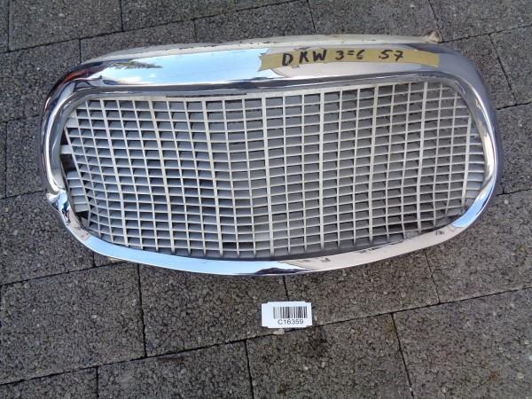 DKW 3=6 F93 Kühlergrill Grill Frontgrill original Chrom Bj.1957