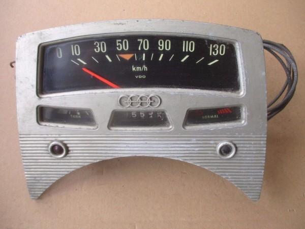 Tacho Tachometer 130km/h Oldtimer Kombiinstrument DKW Junior F11