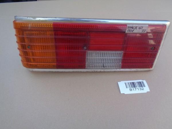 Simca 1307 1308 GT Rücklicht Rückleuchte Glas Gehäuse komplett links original