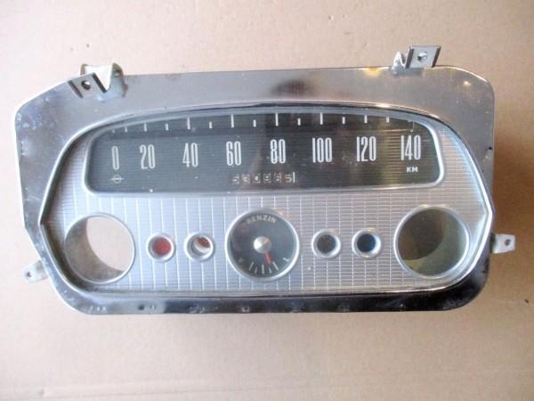 Tacho 140 Tachometer Kombiinstrument Opel Rekord P1
