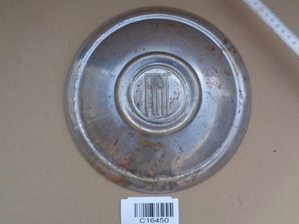 Fiat 850 1100 1300 1500 1800 Chrom Radkappe Radblende Zierkappe Oldtimer