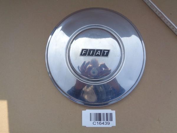 Fiat 850 1100 1300 1500 1800 Chrom Radkappe Radblende Zierkappe Oldtimer 1x
