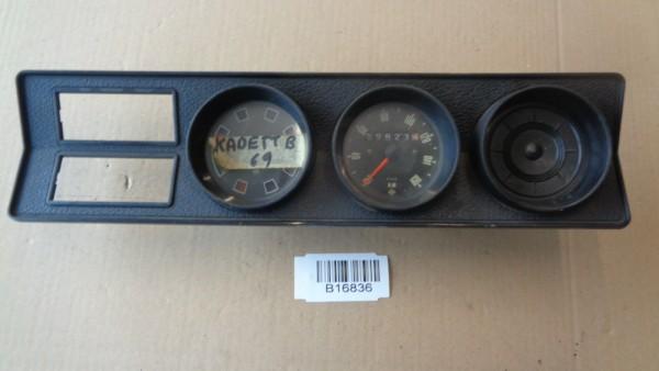Opel Kadett B Caravan Limo Tacho Kombiinstrument Tachometer W=634