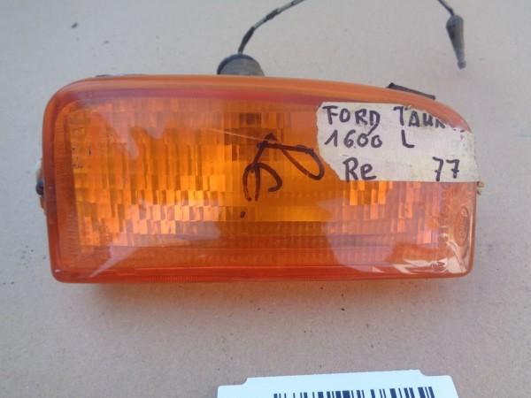 Ford Taunus MK2 Blinker Blinklicht Glas Gehäuse vorne rechts