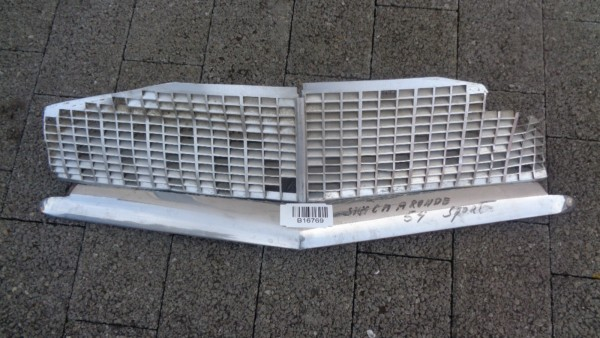 Simca Aronde Sport Kühlergrill Grill Frontgrill Chrom Bj.1954