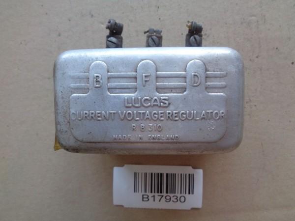 Vauxhall Victor F FB Regler voltage regulator Lichtmaschinenregler 37307B Bj.60