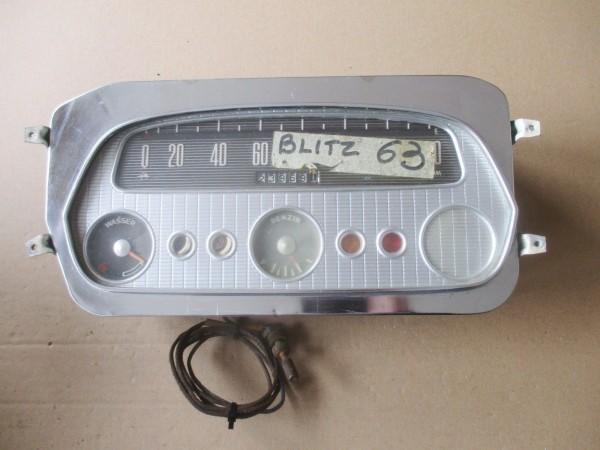 Opel Blitz Bj.60-69 Tacho 140 km/h Tachometer Kombiinstrument Oldtimer