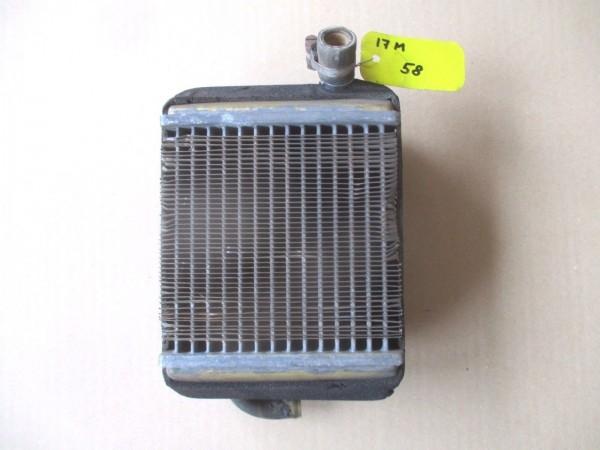 Ford Taunus 17M P2 Barocktaunus Wärmetauscher Heizungskühler Heat Exchanger