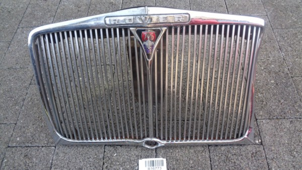 Rover P4 75 90 Kühlergrill Grill Frontgrill Chrom ab Bj.1954