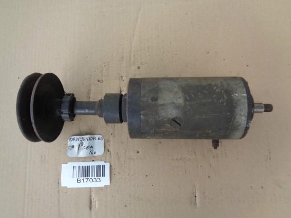 Lichtmaschine Generator Bosch 6V GEH160/6/2500R8 Oldtimer DKW Junior Bj.60