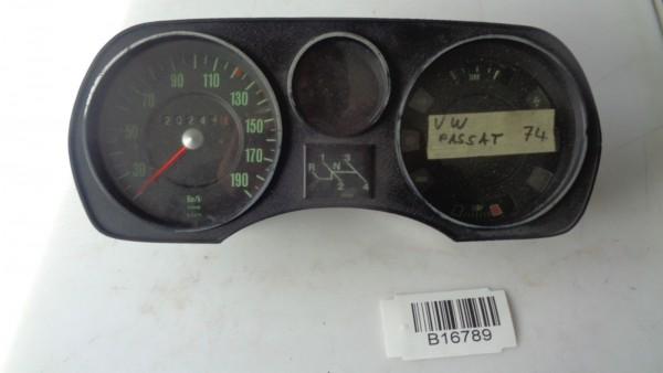 Volkswagen VW Passat B1 Typ32 33 Tachometer Tacho Kombiinstrument Speed Control