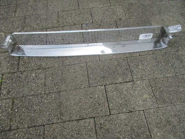 Fiat 124 Coupe Sport Coupe Chrom Kühlergrill Grill Frontgrill original Bj.69