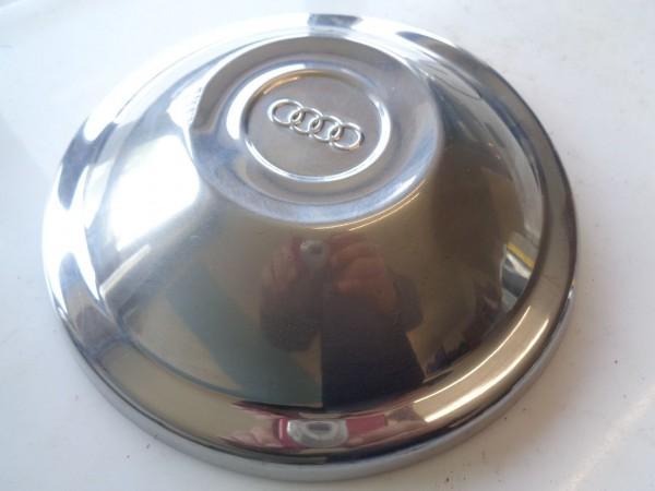 Audi 60 75 90 DKW F102 F103 Chrom Radkappe Radblende Zierkappe