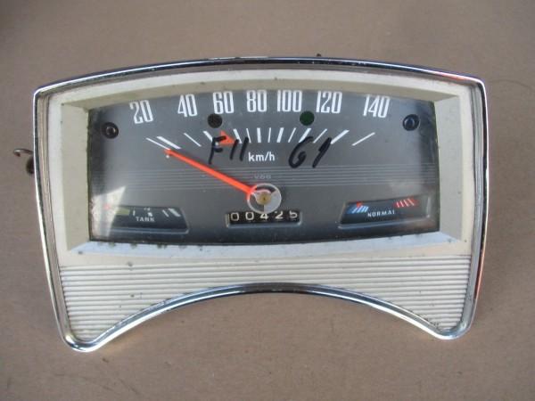 Tacho Tachometer 140km/h Kombiinstrument DKW Junior F11 F12